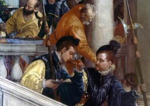 Miniatura per l'articolo intitolato:Trybunał Inkwizycyjny vs Veronese! Jaki obraz wzbudził niepokój w sędziach Inkwizycji?
